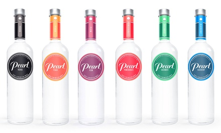 Pearl Flavored Vodka (1.75L) at Hot Spot Liquor