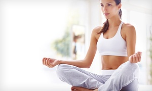 Madhuvidya: Mes de clases de yoga para una o dos personas desde 19,90 €