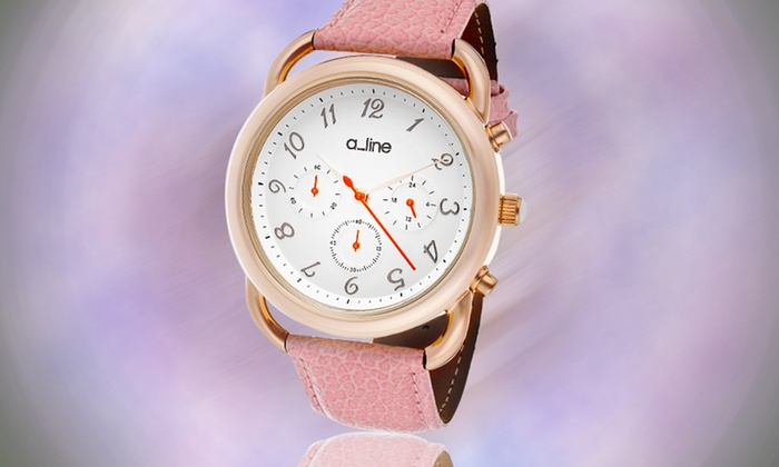 a_line Maya Women's Chronograph Watch: a_line Maya Women's Chronograph Watch. Multiple Styles Available. Free Shipping and Returns.