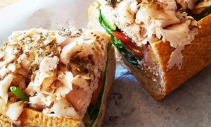 Cafe Corner: $12 for Two Groupons, Each Good for $10 Worth of Food and Drink at Cafe Corner ($20 Value)