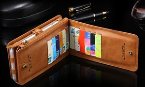 2-in-1 Wallet Case for iPhone 6/6s, 6 Plus/6s Plus, 7 or 7 Plus at Trend Matters 2-in-1 Wallet Case for iPhone 6/6s, 6 Plus/6s Plus, 7 or 7 Plus, plus 6.0% Cash Back from Ebates.
