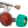 Bayou Classic Replacement Hose and Regulator for LPG Burners