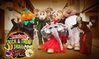 Halloween at Gullivers Theme Park, Warrington with Optional Fireworks Display, 22 October – 1 November