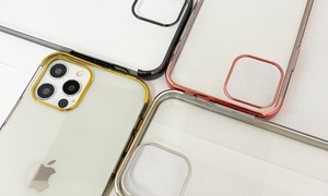 Coque iPhone et 2 verres trempés