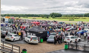 Newcastle Car Show: Newcastle Car Show and Family Fun Day, 11 August, Newcastle Racecourse (Up to 48% Off)
