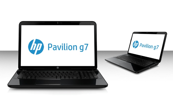 """HP Pavilion g7-2269wm 17.3"""" Notebook PC: $359.99 for an HP Pavilion g7-2269wm 17.3"""" Notebook PC (Factory Refurbished) ($548 List Price). Free Shipping & Returns."""