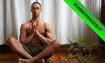 Entspannungsyoga oder progressive Muskelentspannung mit Intensivbetreuung bei Salznah Der Salzraum (bis zu 57% sparen*)