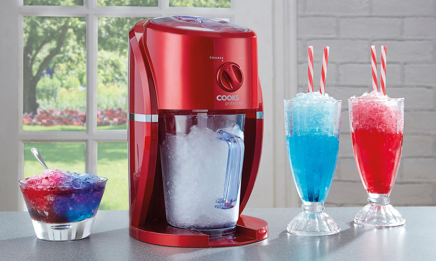 Cooks Professional Electric Ice Slushy Machine