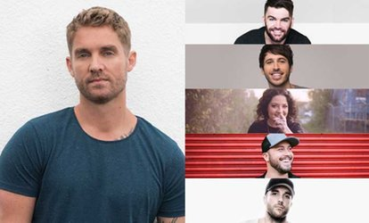Thunder 106 Presents Country In The Park with Brett Young, Dylan Scott, Morgan Evans, and More on July 8 at 5:30 p.m.