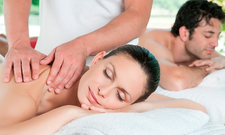 Up to 70% Off Massage of Choice at Elizzium Health Center