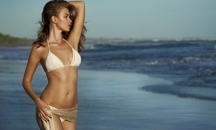 One $15, Two $29 or Three $39 Sessions of Spray Tanning at Glamour Hair and Beauty Up to $90 Value