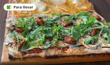 Menú para 2 o 4 personas con pizza a elegir y bebidas en Pizzaonna Ristorante