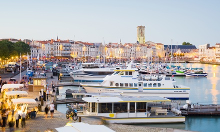 La Rochelle : 1 ou 2 nuit(s) avec petit-déjeuner buffet, Spa et apéritif en option au Central Park Hôtel & Spa 4* pour 2