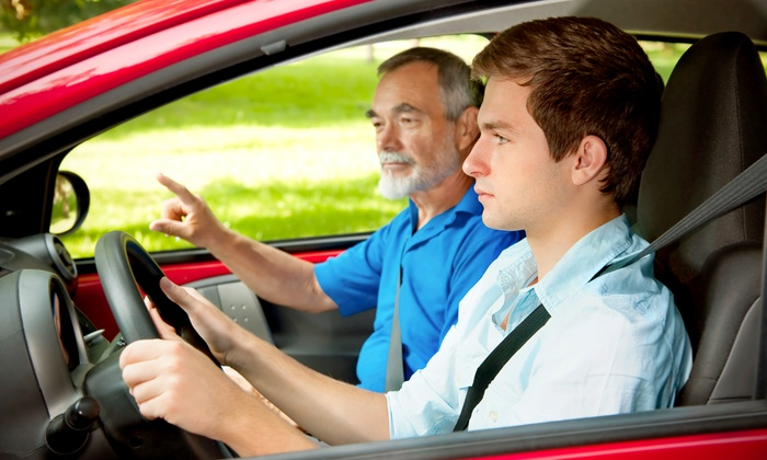 Accredited Driving School - San Jacinto: $8 for $15 Groupon — Accredited Driving School