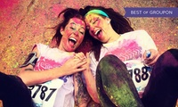 Color Vibe 5K Run, 29 July at Washingpool Farm, Bristol (Up to 39% Off)