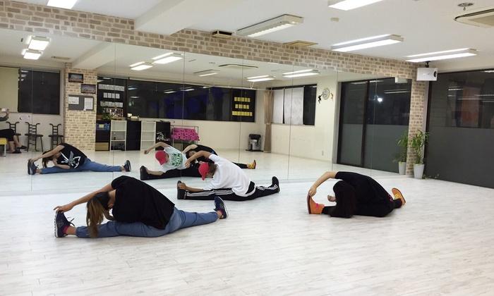 DANCE STUDIO move - 伊丹市: 84%OFF【1,500円】からだが伸びるって気持ちいい~≪フィットネスレッスン5回分+入会金≫@DANCE STUDIO move