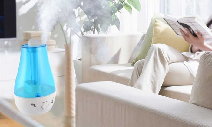 how to clean homedics humidifier