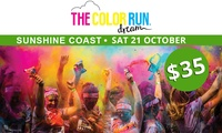 The Color Movement -  Entry for $35 (Plus Booking Fee), 21 October, Sunshine Coast Stadium (Dont pay $55)
