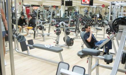 1 o 3 meses de acceso libre al centro deportivo y actividades dirigidas desde 19,99 € en Esportiu Rocafort