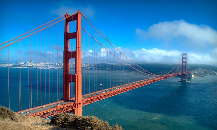 AmericanTours International - Los Angeles: Six-Day Self-Guided Tour of LA and San Francisco with Hotels and Options for Car Rental from AmericanTours International