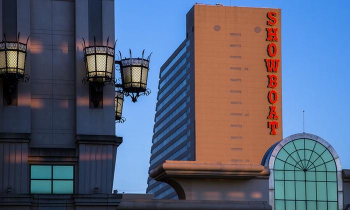 Hotel on Atlantic City Boardwalk