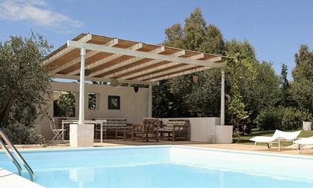 Matera: 1 o 2 notti in camera doppia o Suite con piscina privata e colazione per 2 al Giardino Giamperduto Country House
