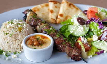 Two-Course Greek Meal with Live Entertainment for Up to Six at Dartford Greek Taverna (Up to 50% Off)