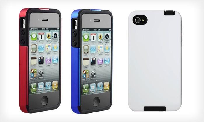 Acase Superleggera iPhone 4/4S Case: $9 for an Acase Superleggera Pro Dual-Layer Protection iPhone 4/4S Case ($19.95 List Price). Free Returns.