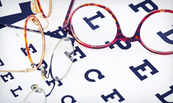 I-Sight Optical - Long Island City,Astoria,Astoria South: $49 for an Eye Exam and $250 Worth of a Complete Pair of Glasses at I-Sight Optical ($300 Value)