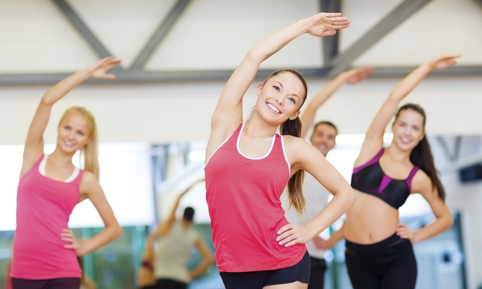Hardway Personal Training - Atlanta Industrial Park: Five Fitness Classes at DEFINITION OF FIT  (70% Off)