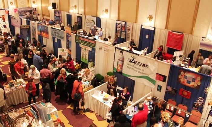 NEWLIFE Expo - Hotel Pennsylvania: Up to 53% Off NEWLIFE Expo  at NEWLIFE Expo