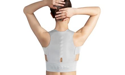 Chaleco corrector de postura magnético por 8,99 € (50% de descuento)