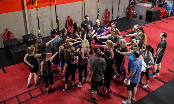 UFC Fitness Classes - UFC GYM | Groupon