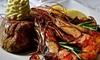 Steakhouse Wolfsburg - Wolfsburg: Steak vom Rind mit Ofenkartoffeln und Salat vom Buffet für Zwei oder Vier im Steakhouse Wolfsburg (30% sparen*)