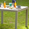 Closeout: Square Outdoor Dining Table