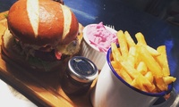 Burger and Beer for Two at The Jette