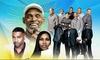 Augusta R&B Spring Jam  - James Brown Arena: Pre-sale: Augusta R&B Spring Jam w/ Frankie Beverly & Maze, Ginuwine, Dru Hill & Kelly Price on Friday 3/31 at 8 p.m.