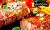 アジアンバル シャンティガーラ - アジアンバル シャンティガーラ: 39%OFF【3,500円】お肉のかたまりを、目の前でサーベルを使って切り分ける豪快スタイル≪シュラスコ食べ放題180分(牛ランプ・いちぼ・ラムetc.)など+飲み放題≫ @アジアンバル シャンティガーラ