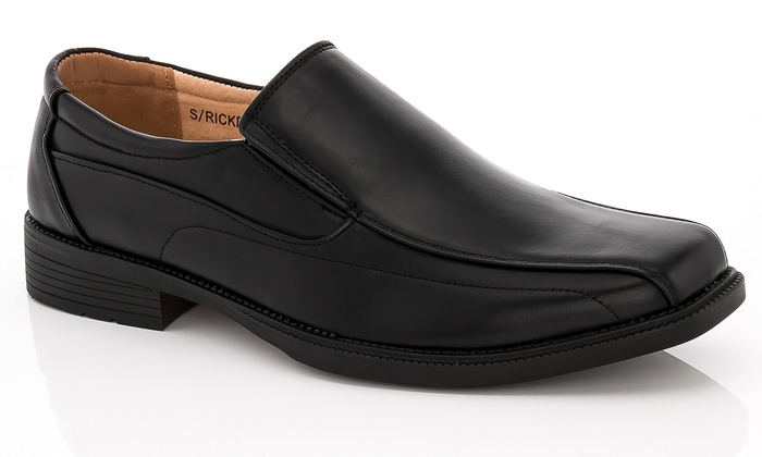 Franco Vanucci Rickey-2 Men's Slip-On Dress Shoes (Size 9) | Groupon