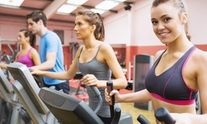 Fitness 19: One- or Three-Month Gym Membership at Fitness 19 (Up to 75% Off)