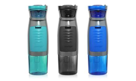 Contigo 24 oz. Autoseal Kangaroo Water Bottle with Pocket (2-Pack)