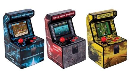 Consola recreativa micro arcade con 240 juegos