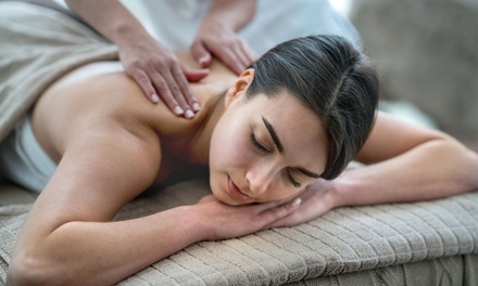 90-Min Spa Package ($148) or Opt 60-Min ($158) or 90-Min ($188) Spa Package + Lunch & Wine, The Spa in Sheraton Hotel