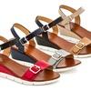 Lady Godiva Women's Wedge Sandals