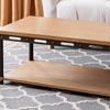 Abbyson Living Wood Coffee Tables