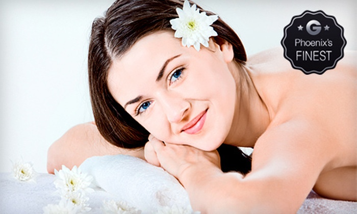 Spa Lamar - South Scottsdale: $40 for $80 Worth of Spa Services at Spa Lamar