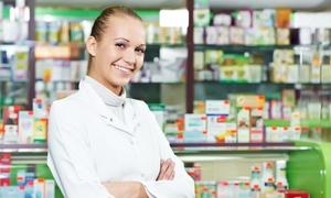 Central Apotheke: Wertgutschein über 20 oder 30 € anrechenbar auf alle rezeptfreien Produkte in der Central Apotheke ab 9,90 €
