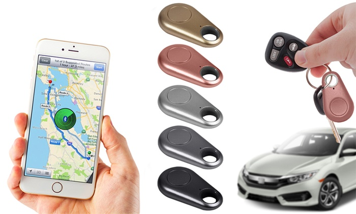 Groupon Goods Global GmbH: One, Two or Three Bluetooth Key Finders
