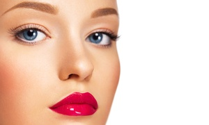 Medical Speciality Centre L.L.C: Facial Injections for Eyes, Forehead and Frown Lines or Face or opt for 1ml Facial Filler at Medical Speciality Centre*