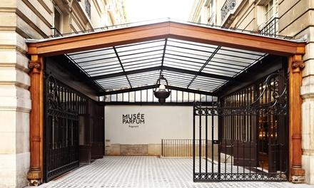 Une entrée pour une visite au Musée du parfum avec une trousse Fragonard à 5,90 €